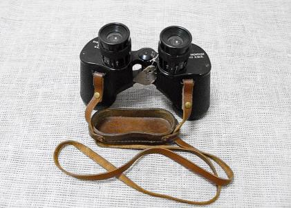 М-3 binoculars. Westinghouse Electric Corporation, USA. 1942. Central Museum of the Great Patriotic War
